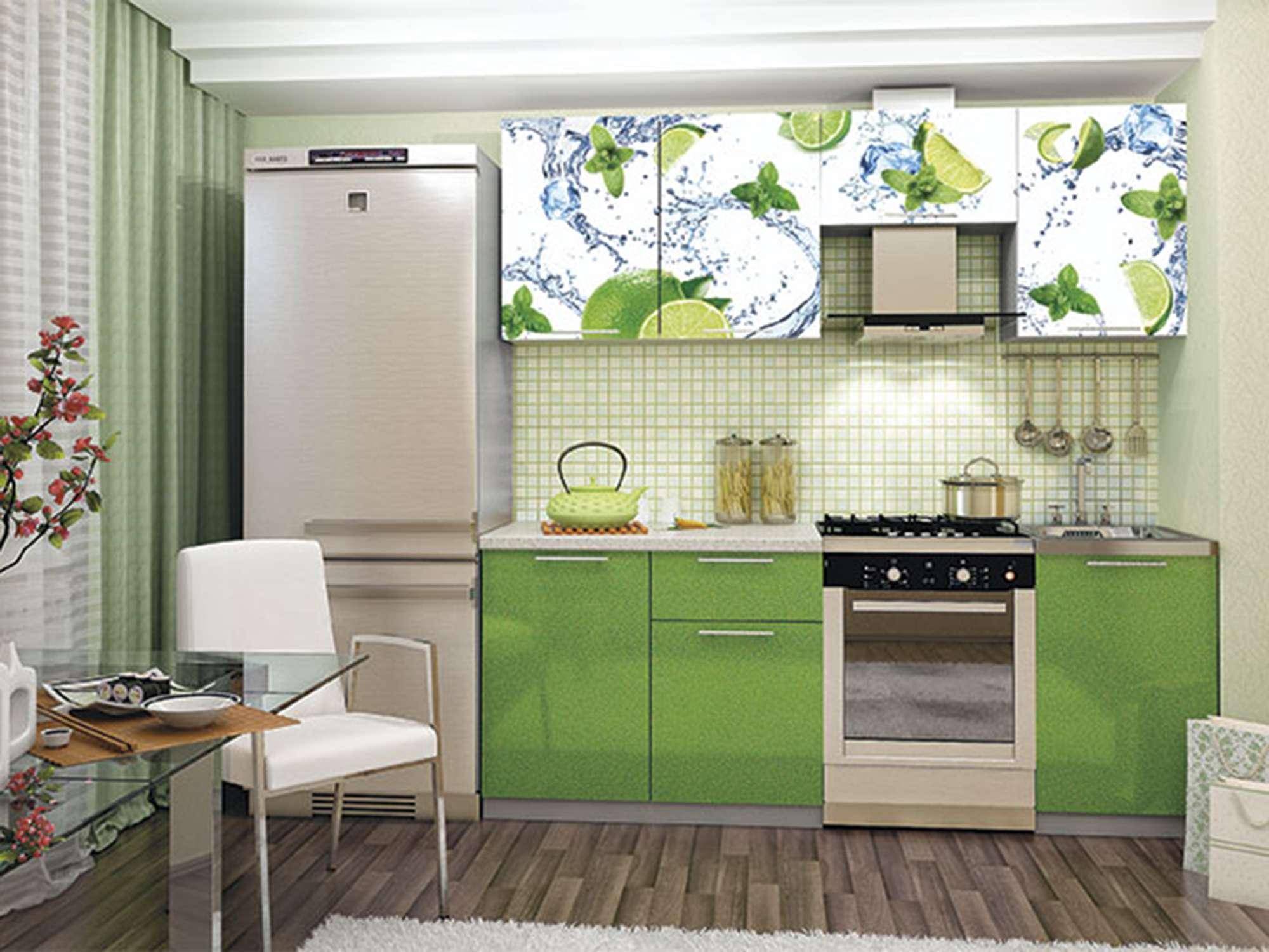 Как правильно подобрать кухонный гарнитур