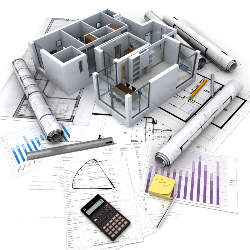 Строительство домов и его этапы